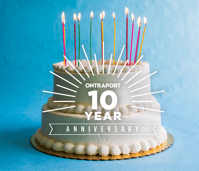ONTRAPORT Turns 10!
