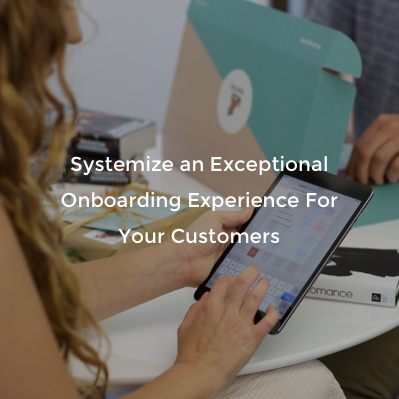 Automated Customer Onboarding