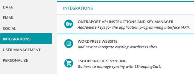 Wistia Integration – Knowledge Base | ONTRAPORT