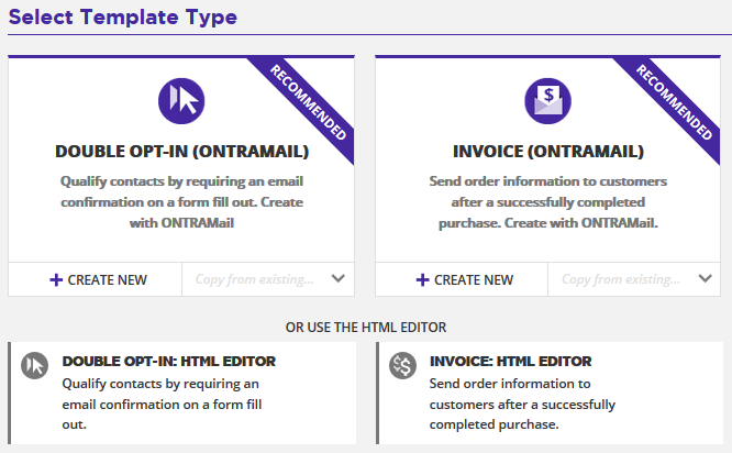 Create An Custom Invoice Template Knowledge Base ONTRAPORT - Invoice template html