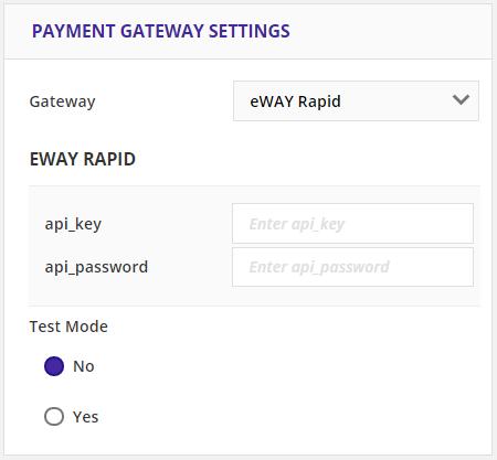 eWAY Rapid