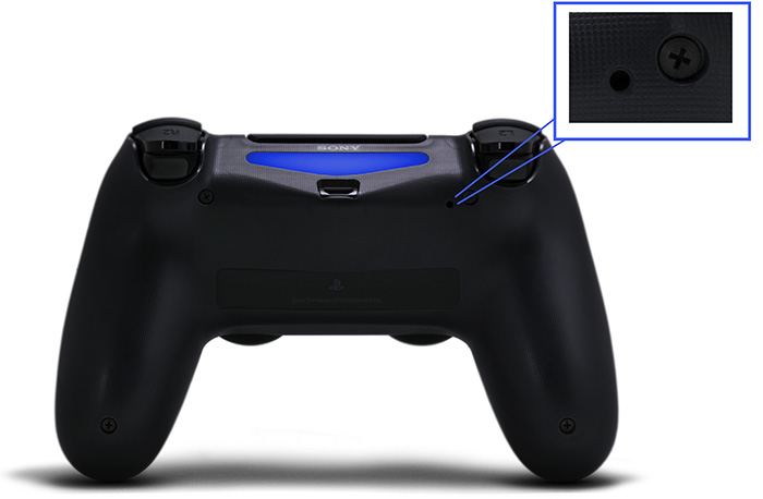Pairing and Connecting DUALSHOCK 4