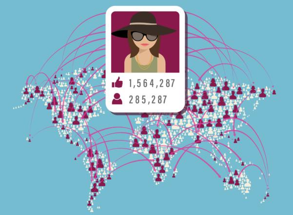 Influencers Around The World