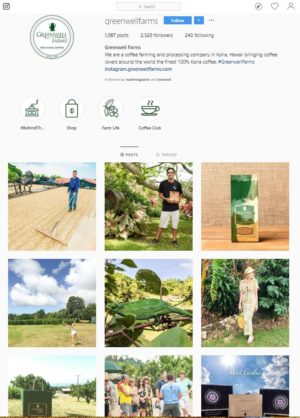 Greenwell Farms Instagram Feed