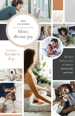 Ananda Sleep Mood Board