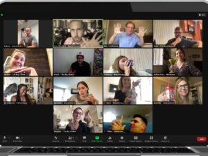 Video Conference with Zoom