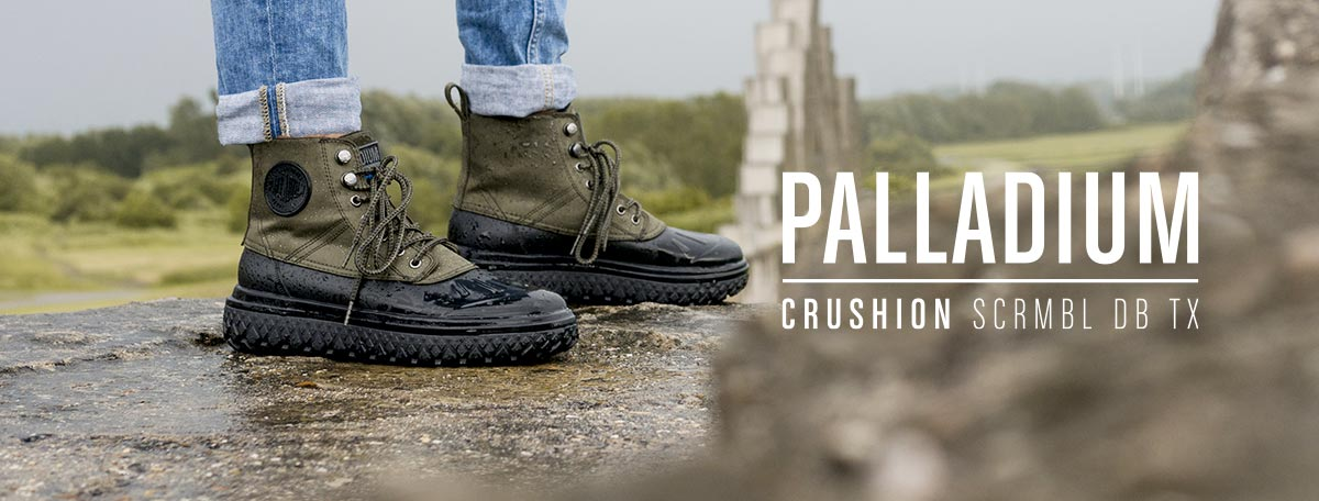 PALLADIUM CRUSHION