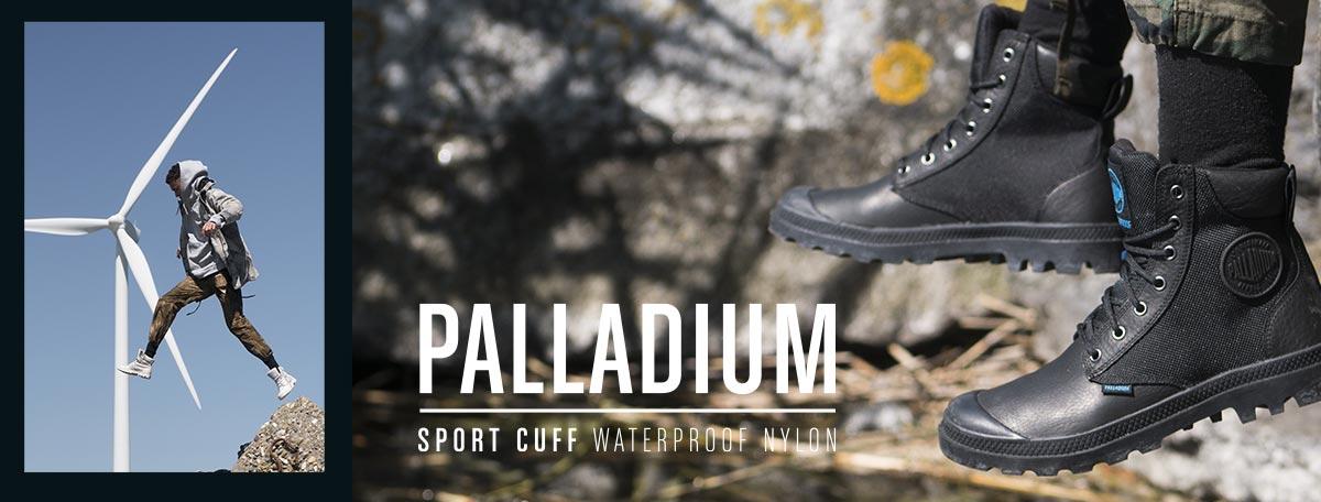 PALLADIUM SPORT CUFF