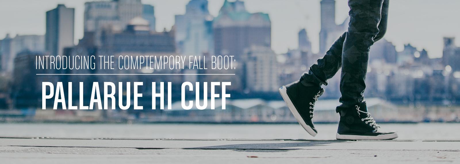 Pallarue Hi Cuff