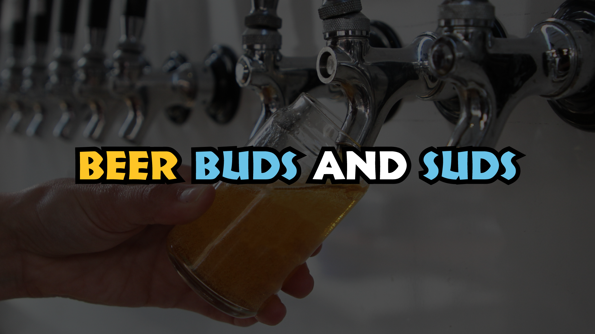 Beer Buds and Suds