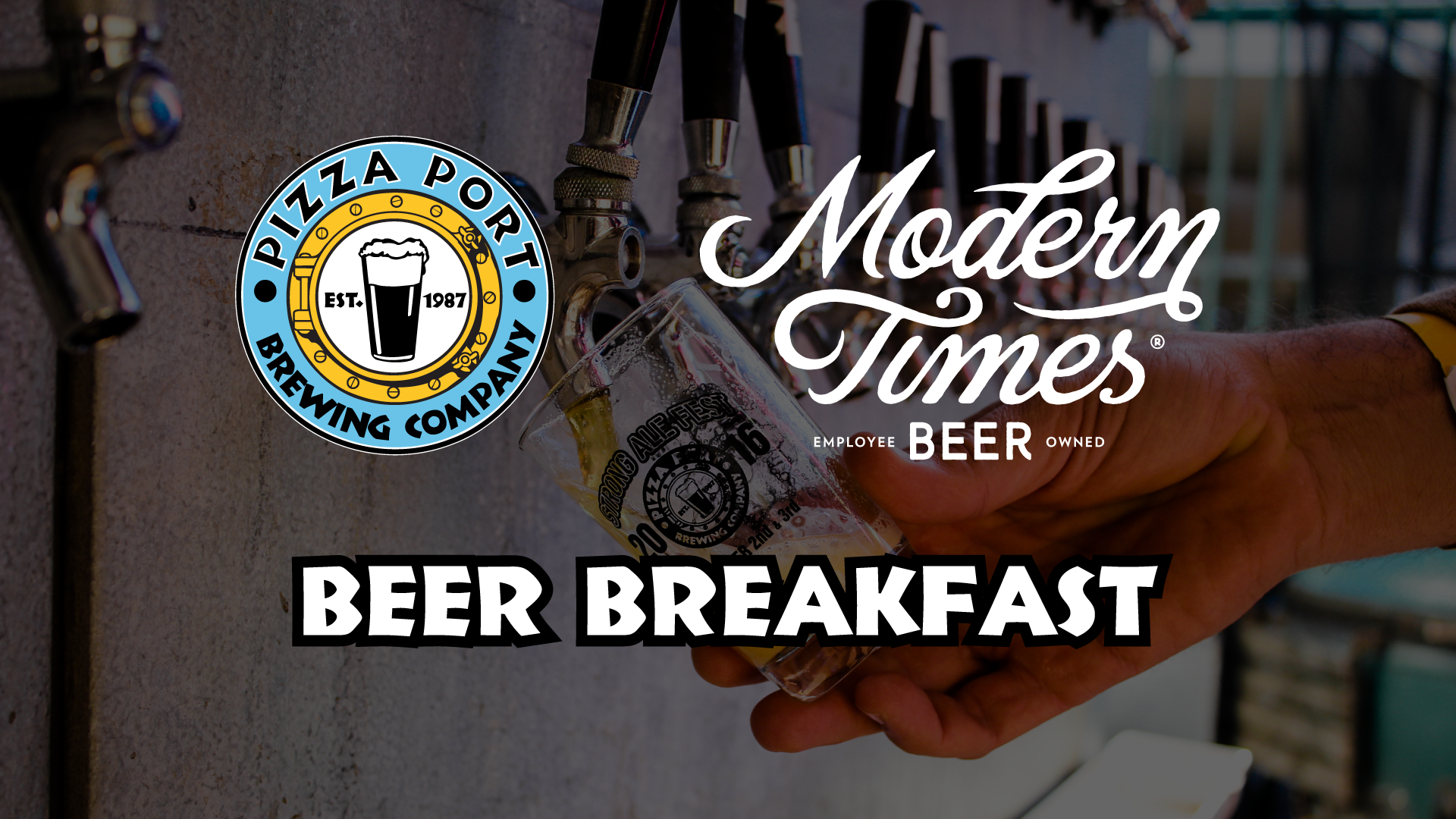 Beer Breakfast with Modern Times