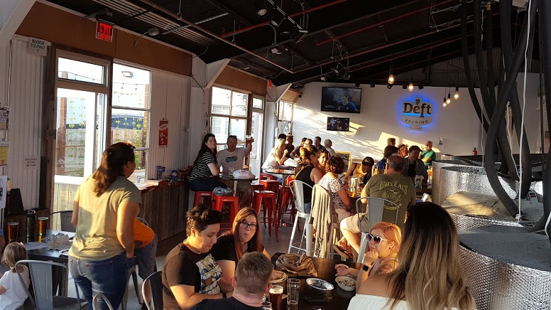 Deft Trivia Night at Deft