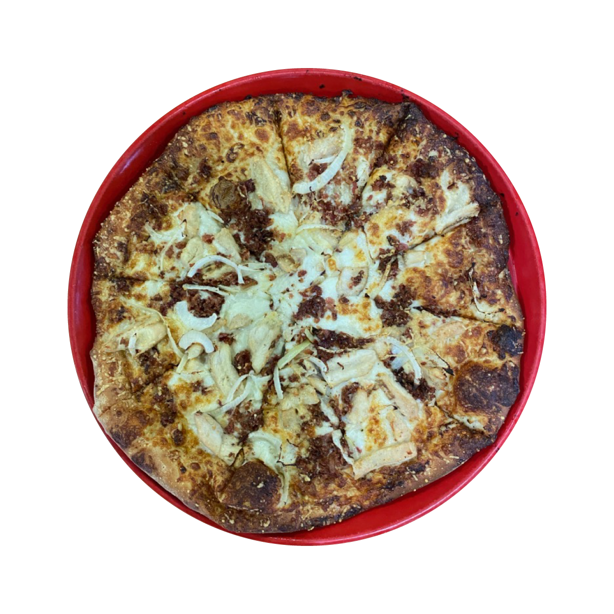 The Chicken Bake Pizza