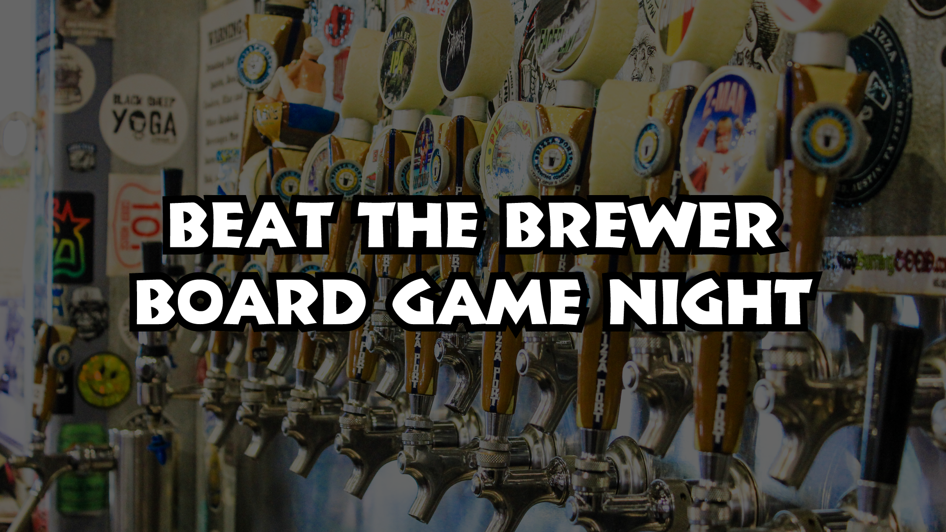 Beat the Brewer Board Game Competition