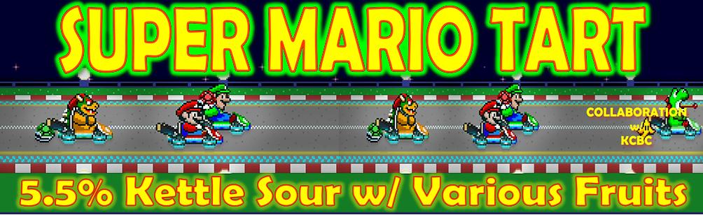 Super Mario Tart