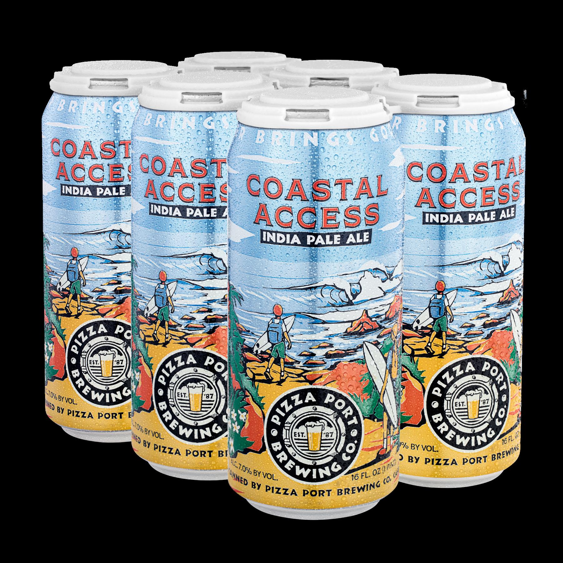 Coastal Access Packaging