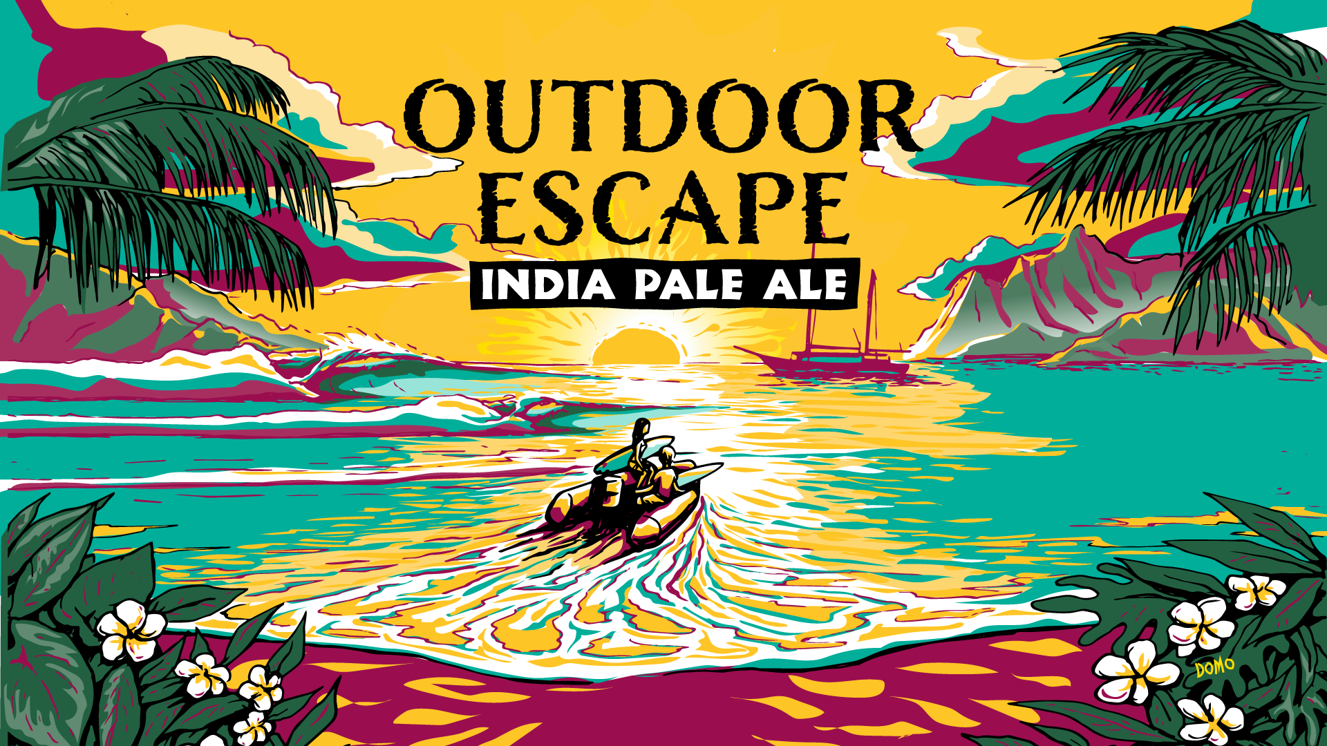 Outdoor Escape Can Release