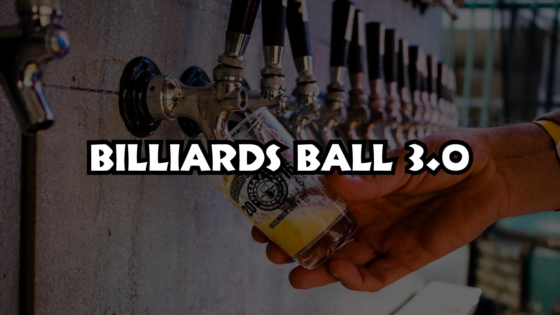 Billiards Ball 3.0