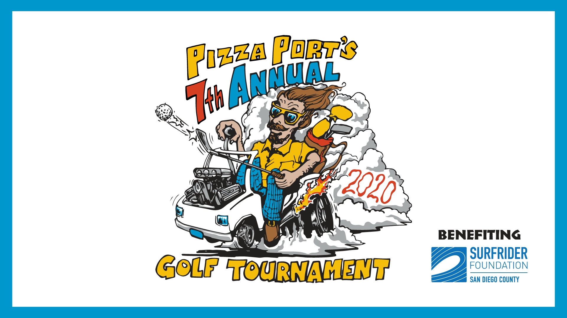Pizza Port's 7th Annual Golf Tournament