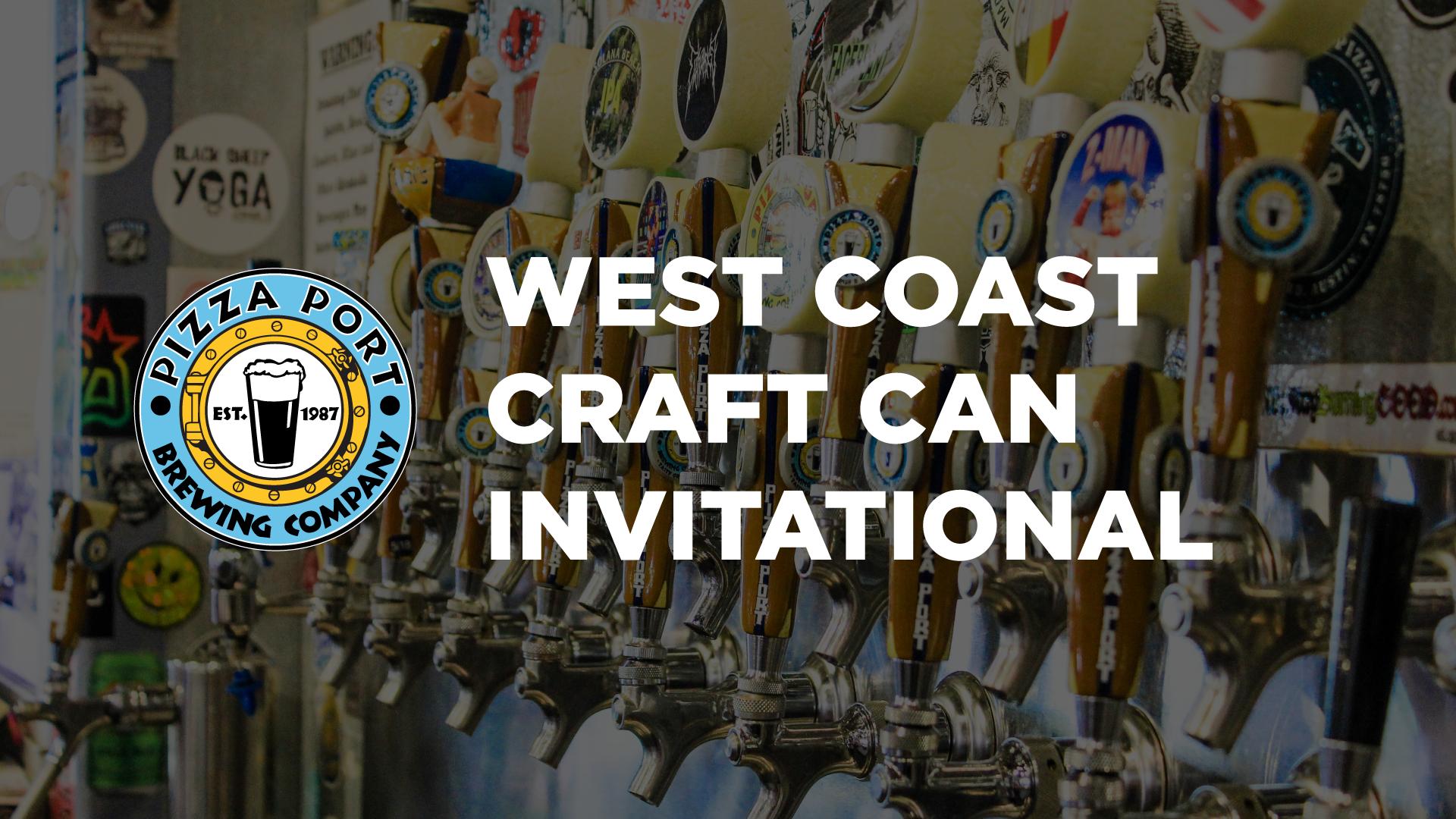 West Coast Craft Can Invitational