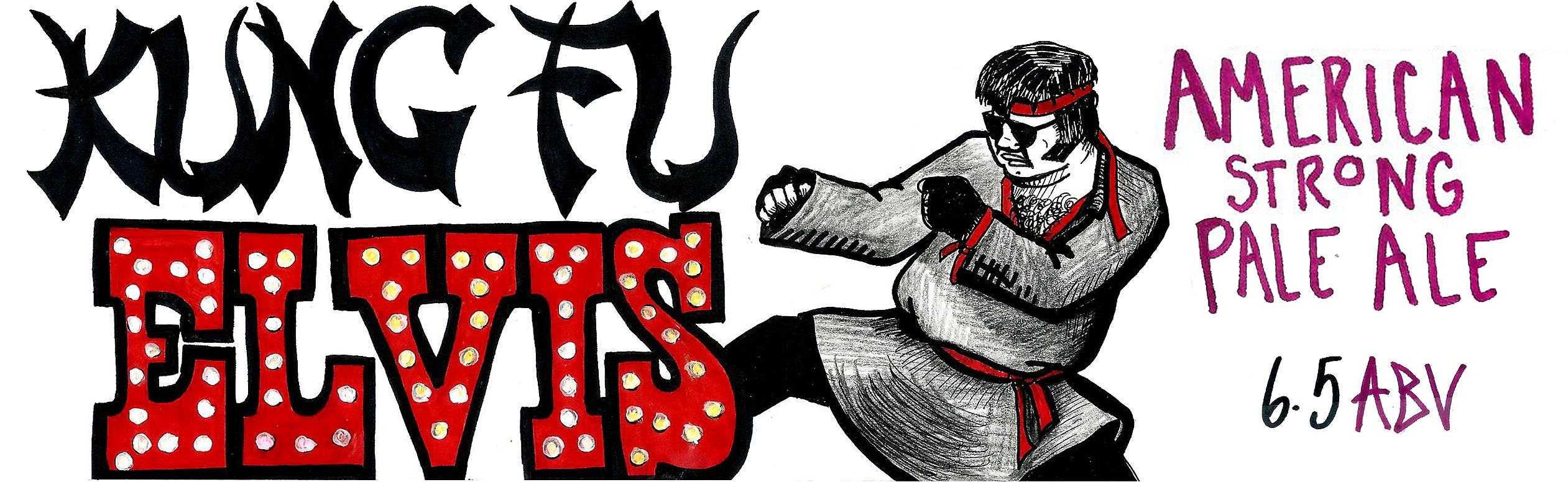 Kung Fu Elvis