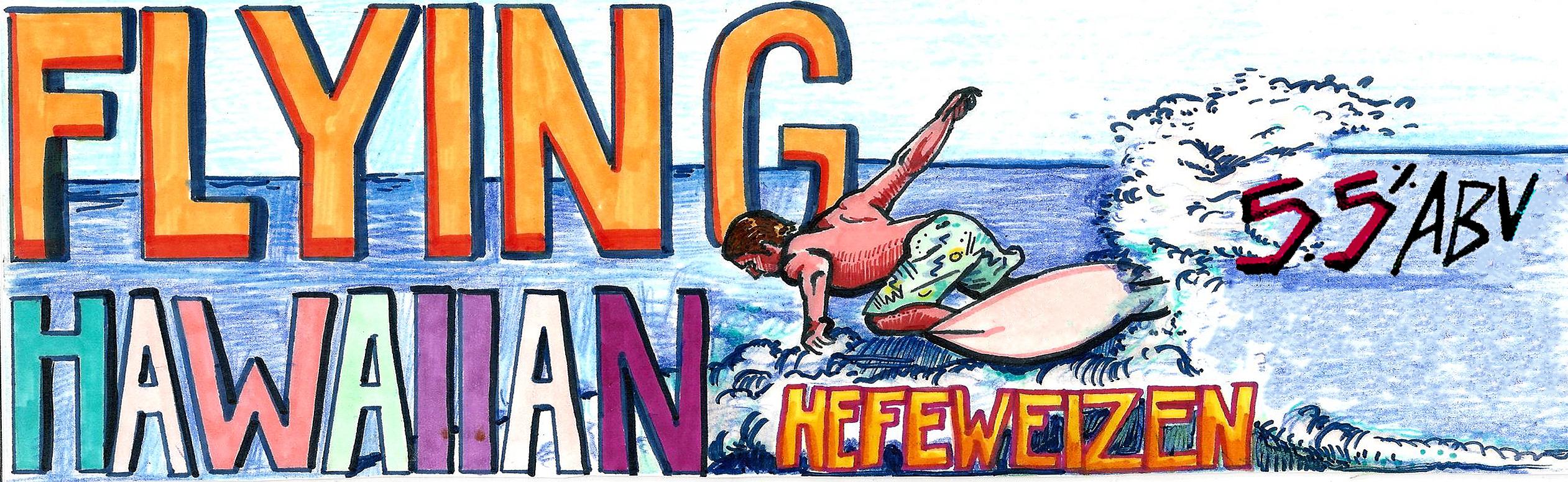 Flyin' Hawaiian