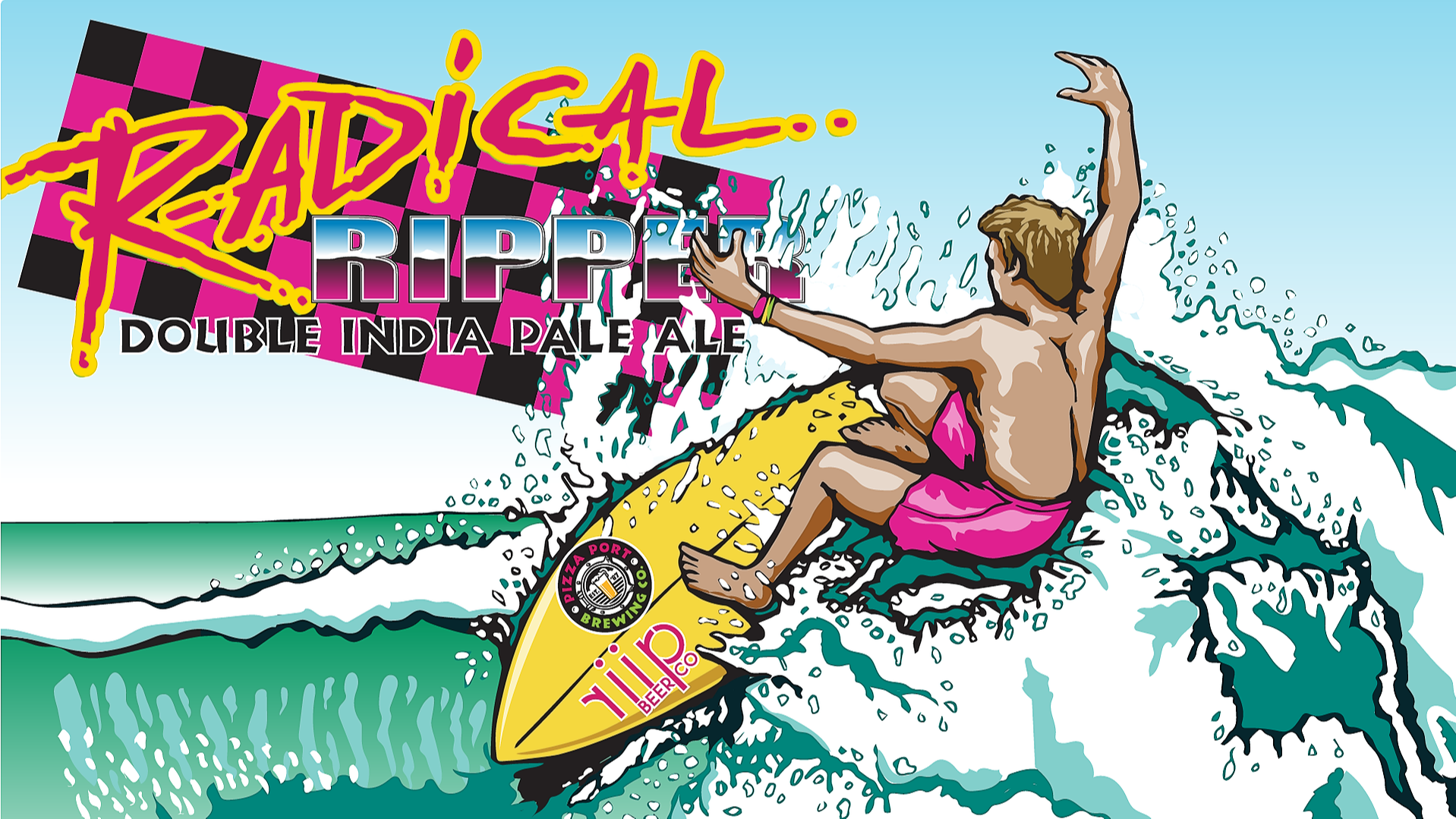 Radical Ripper Can Release