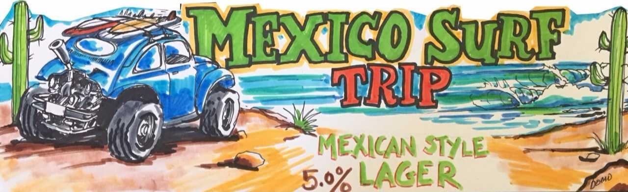 Mexico Surf Trip