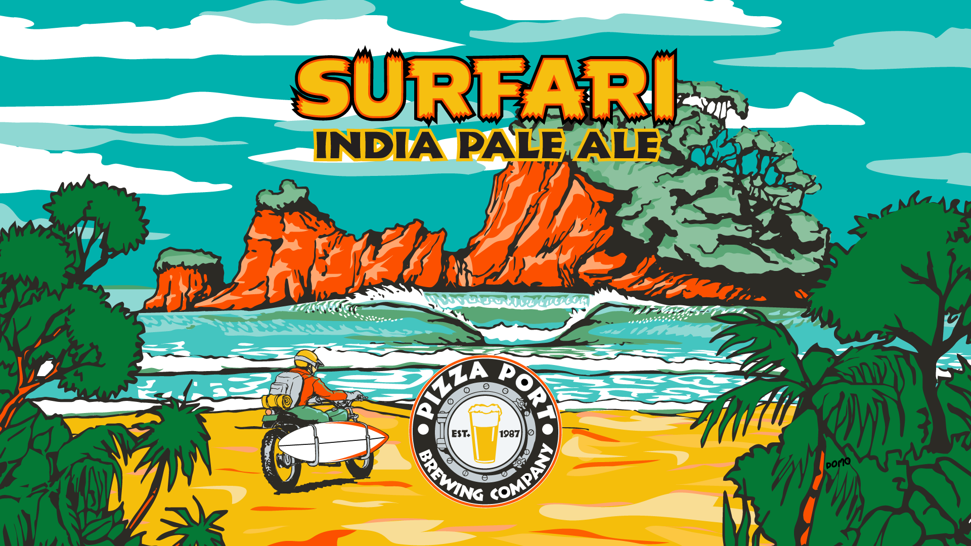 A Wild Surfari Adventure!