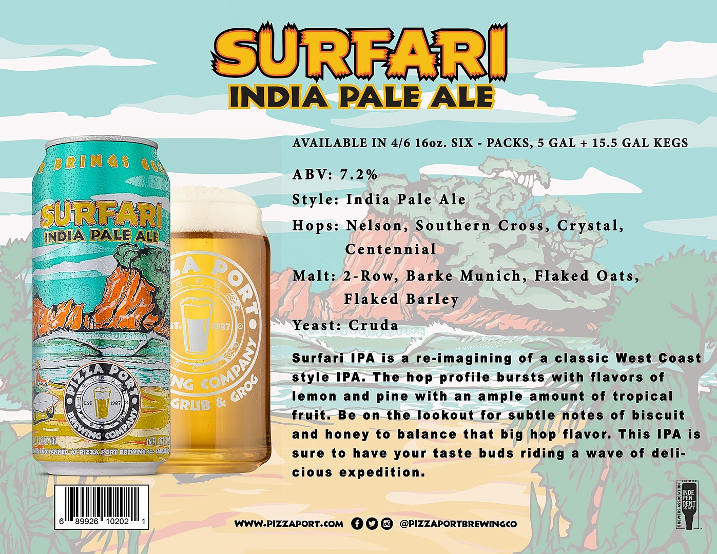 Surfari IPA