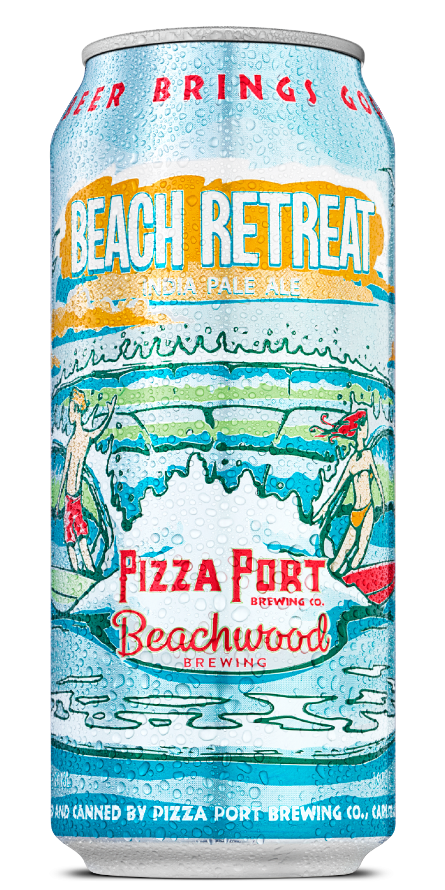 Beach Retreat Can