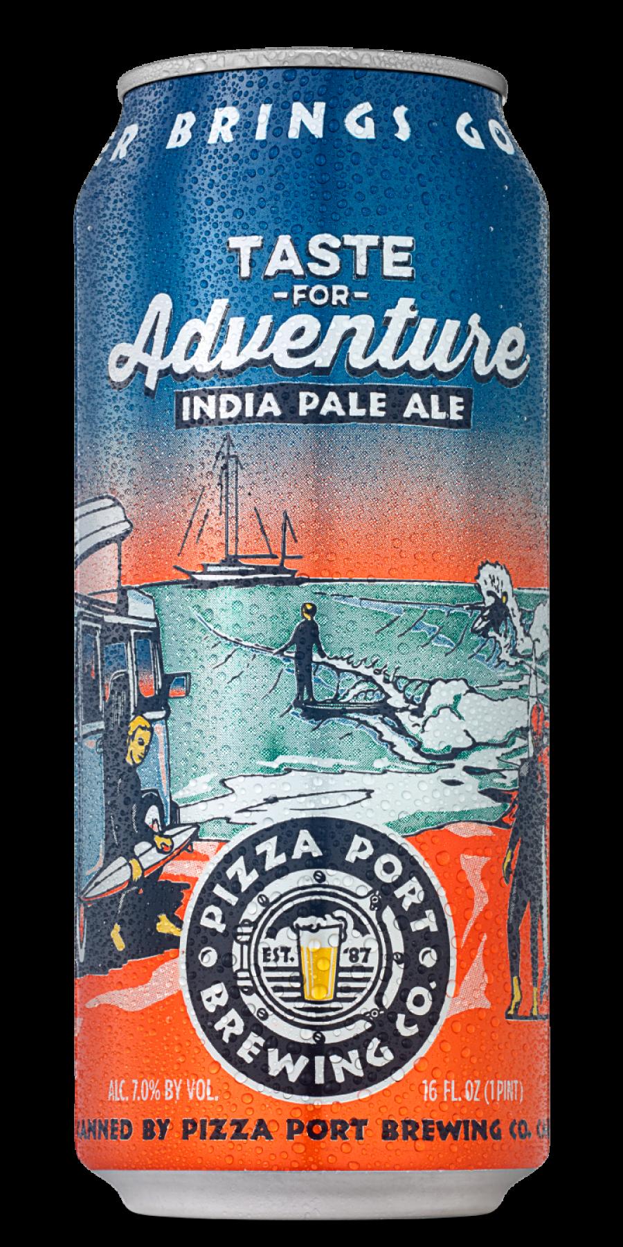 Taste for Adventure