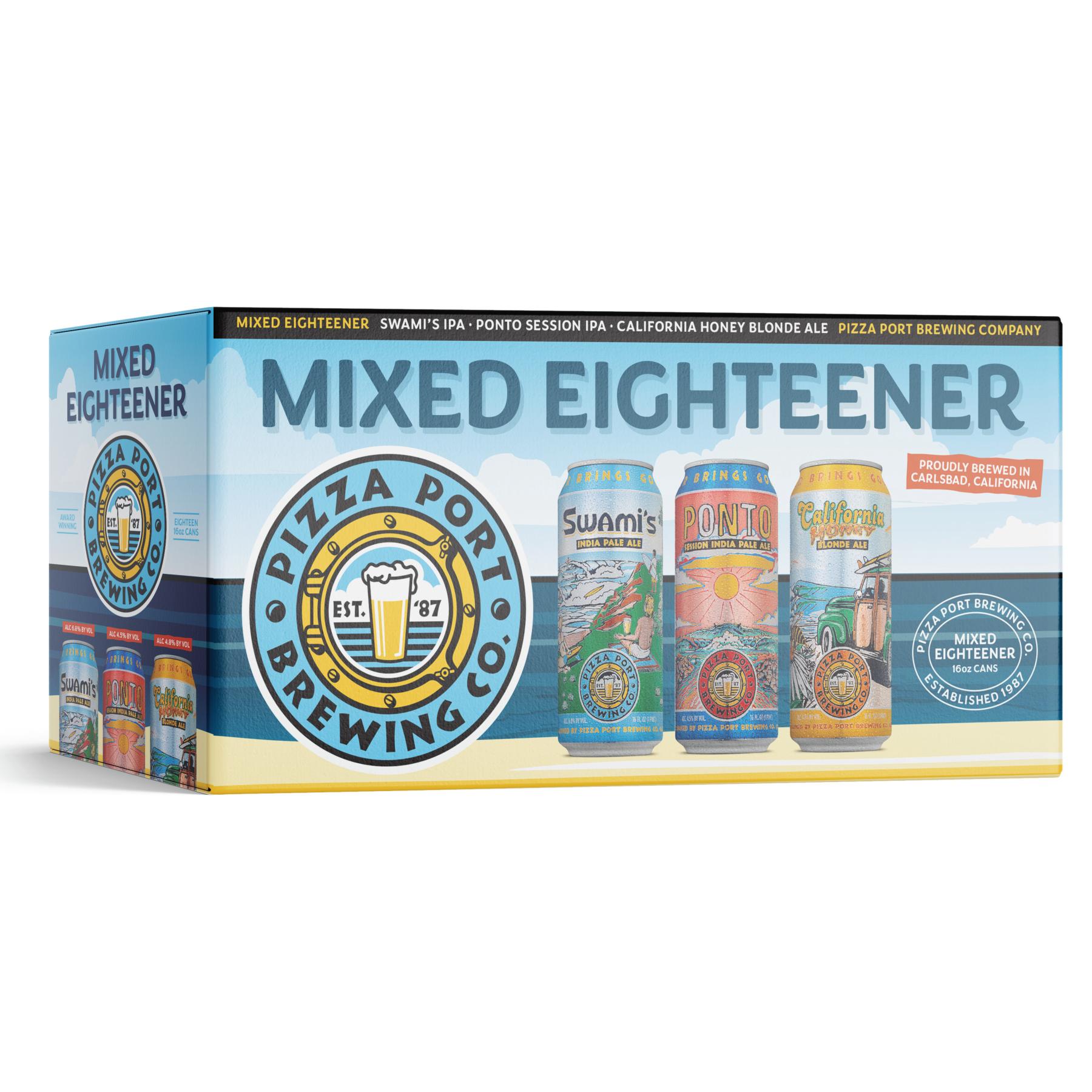 Mixed Eighteener
