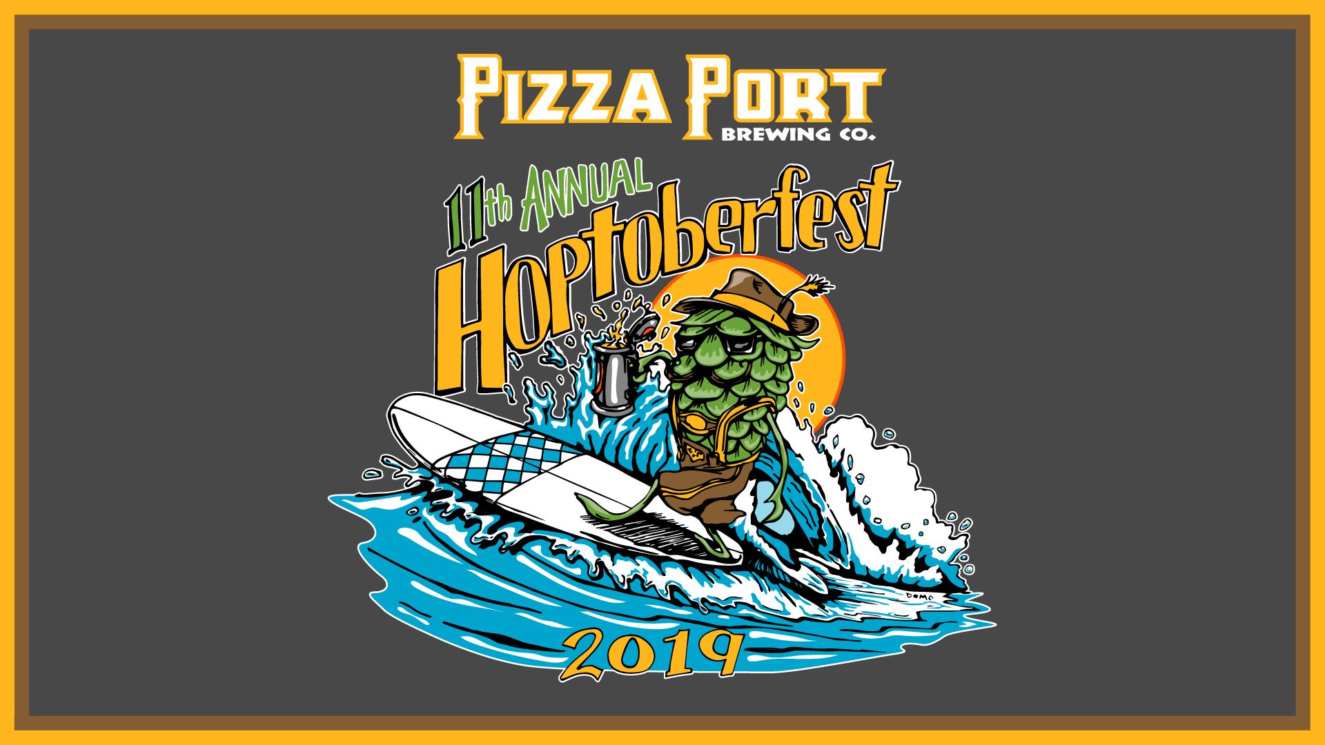 11th Annual Hoptoberfest