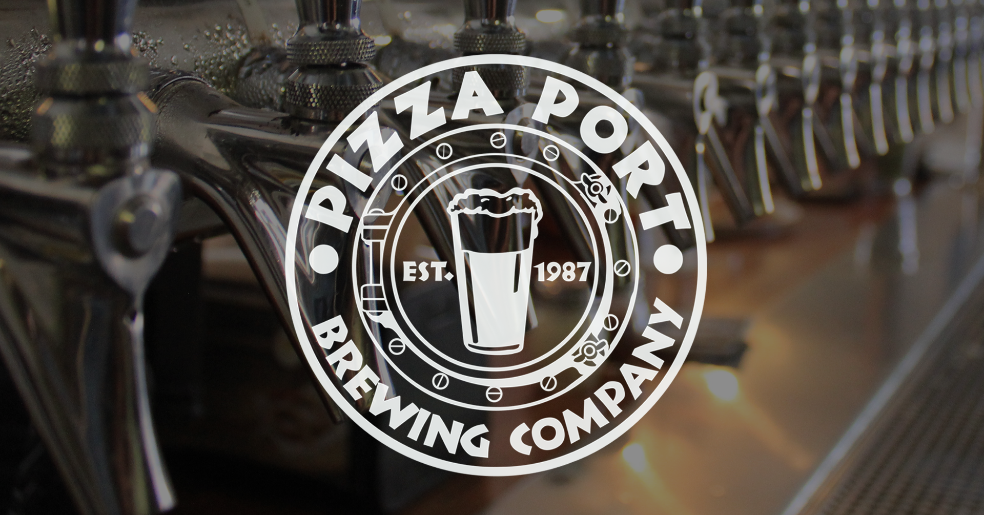 Pizza Port Tap Takeover on the Patio
