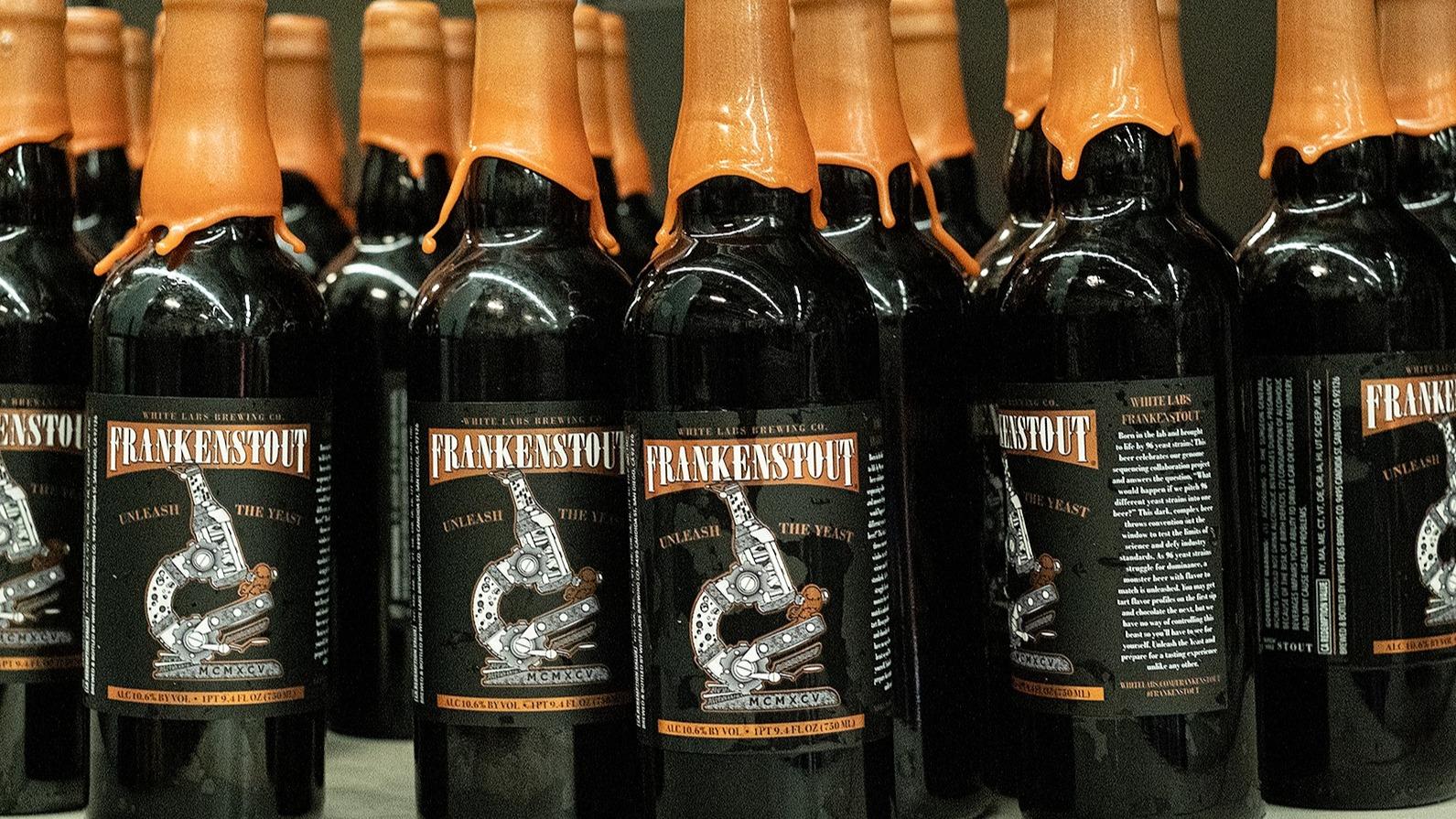 Frankenstout Bottle Release