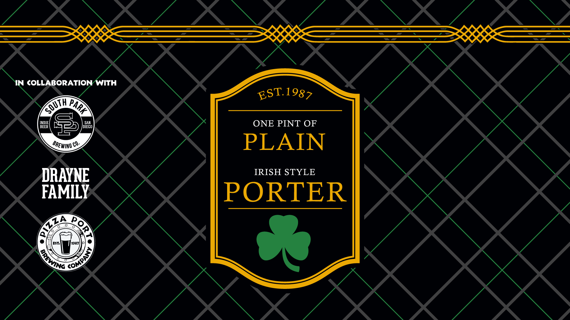 One Pint of Plain Can Release