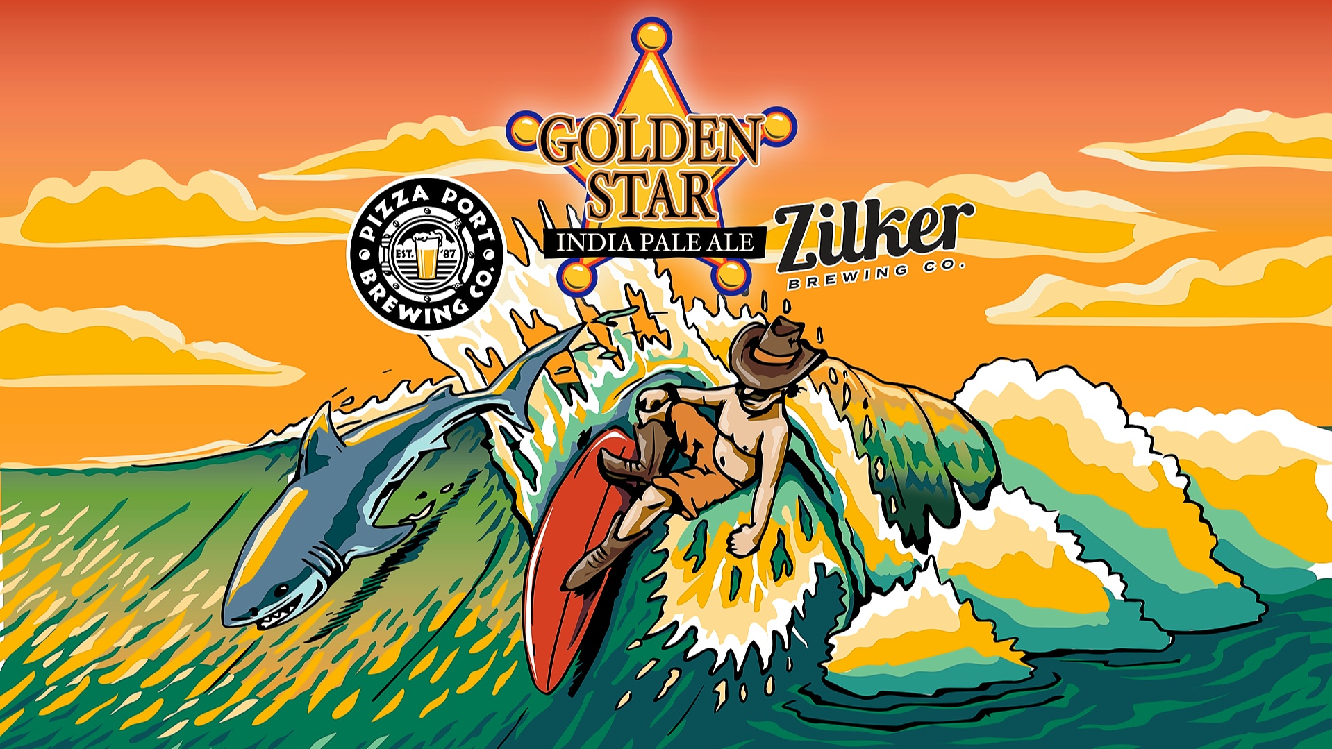 Golden Star IPA Can Release