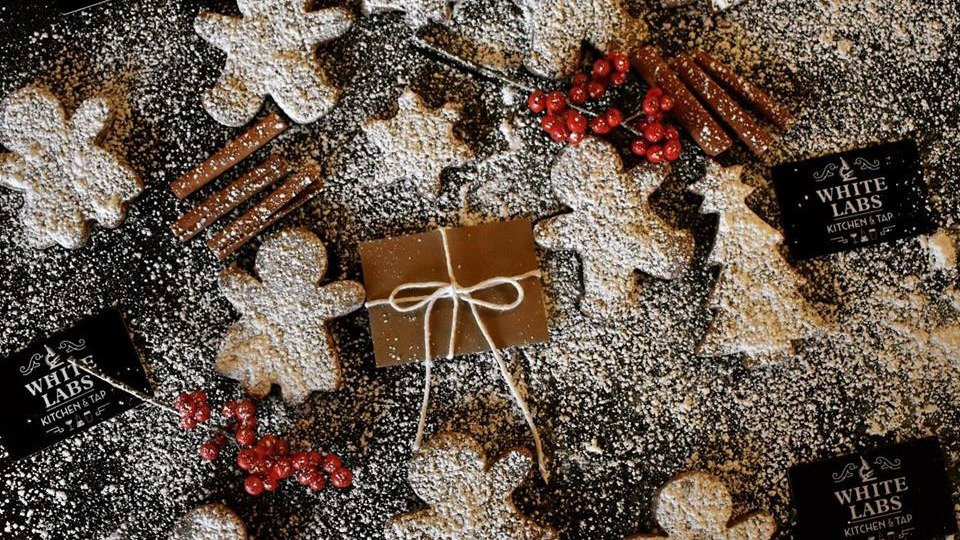 Kids Holiday Cookie Lab