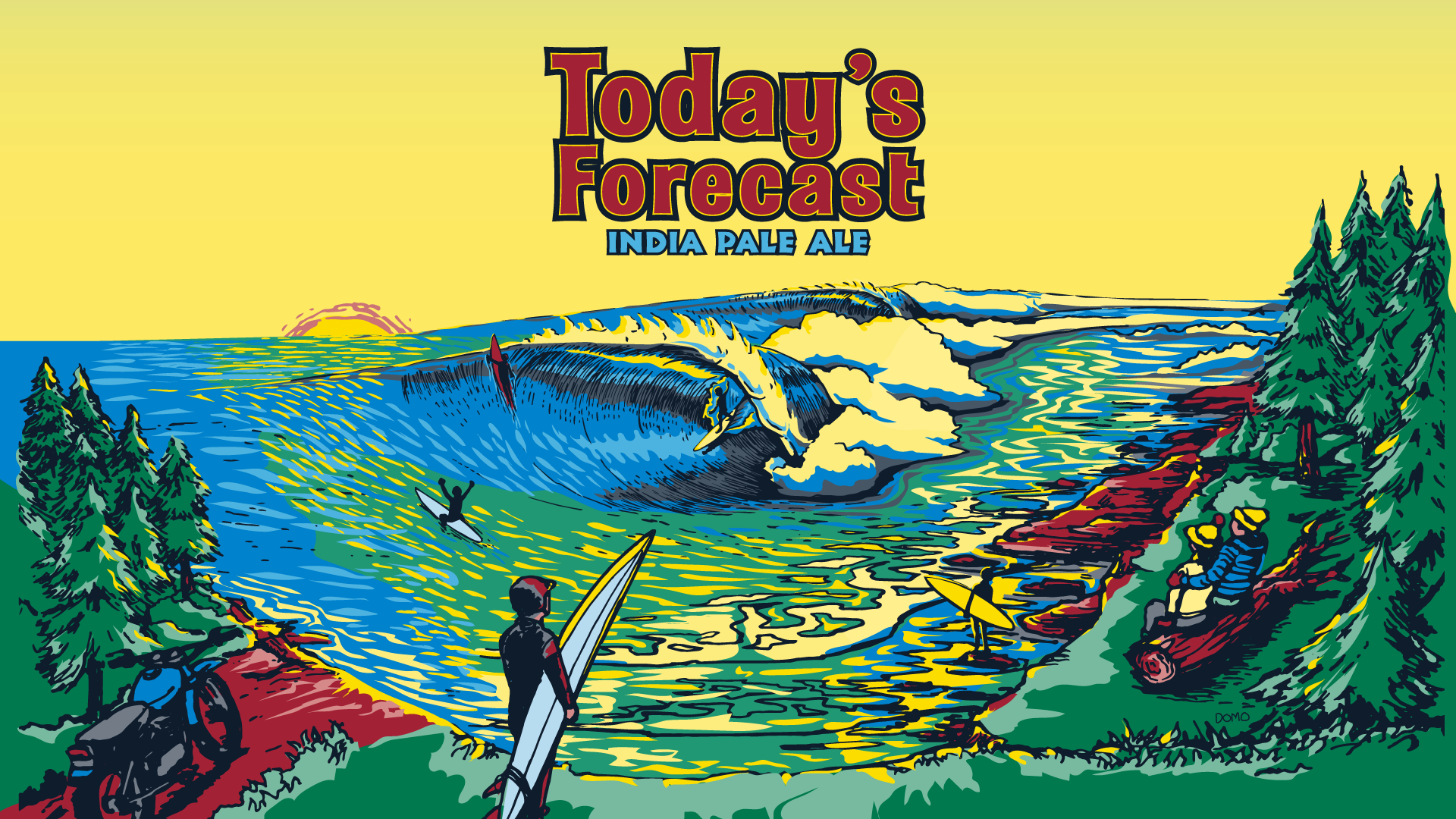 Today's Forecast Can Release