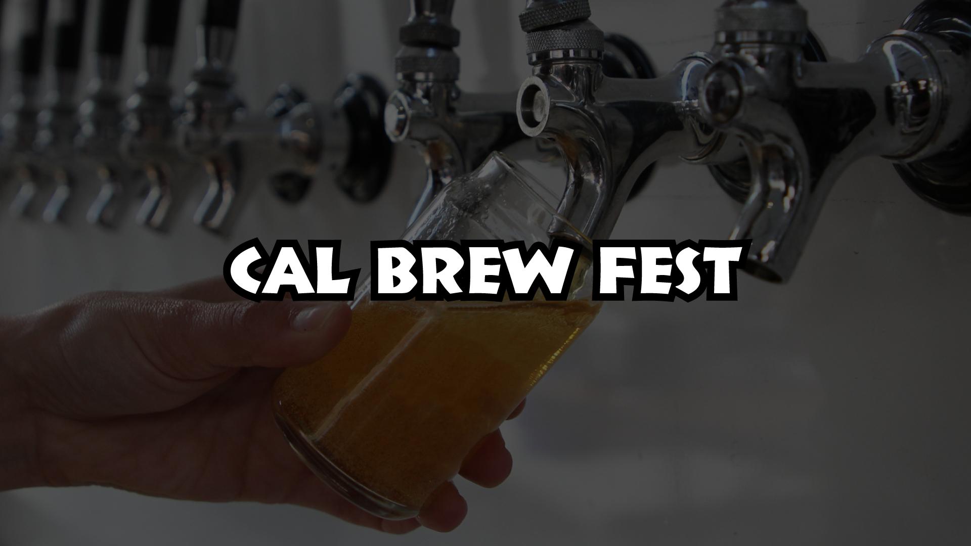 Cal Brew Fest