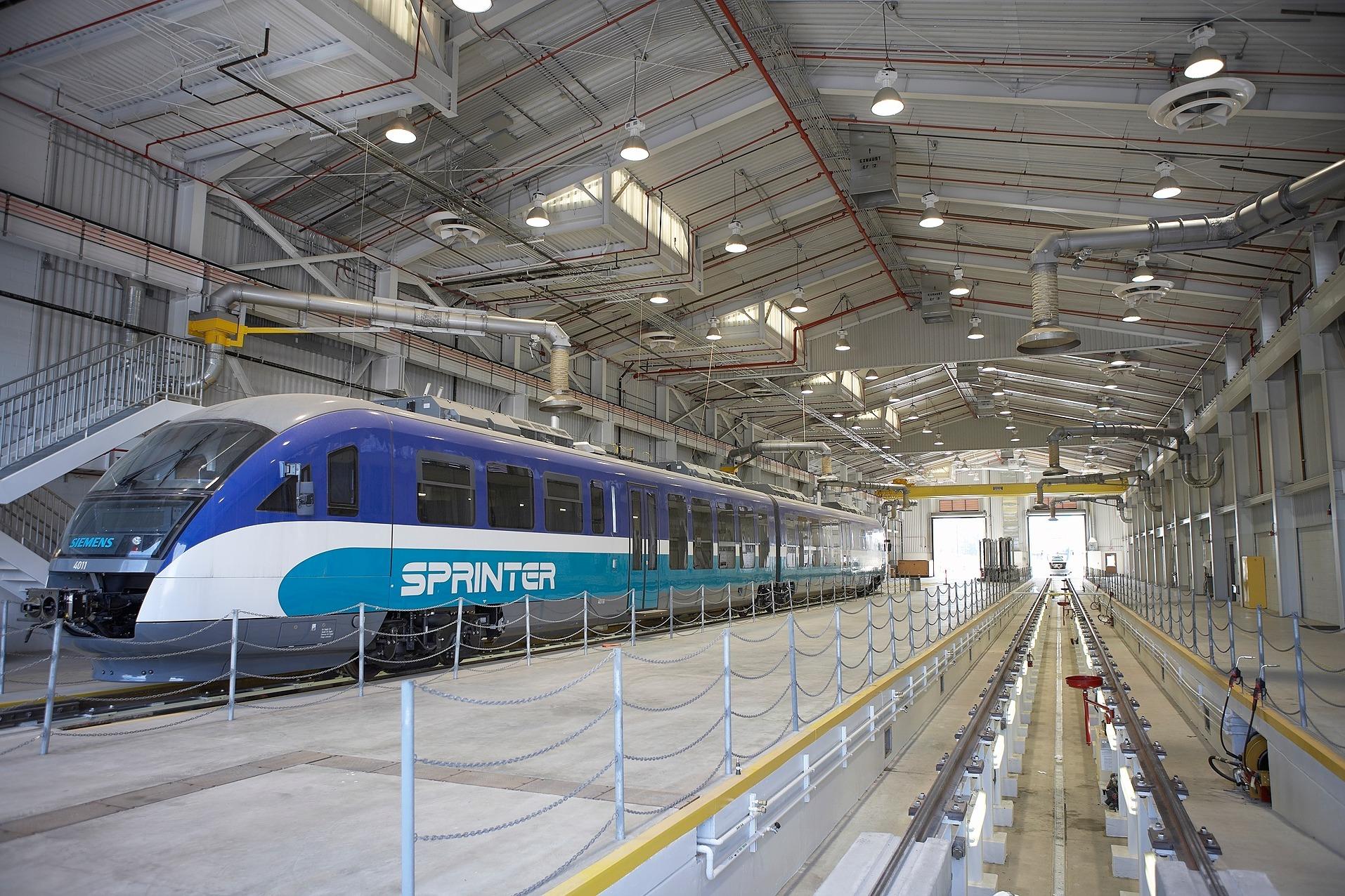 Sprinter Station