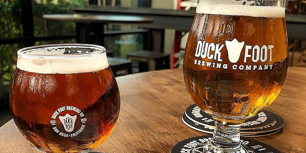 Duck Foot Brewing Co.