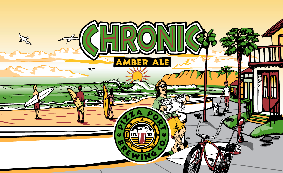 Chronic Amber Ale