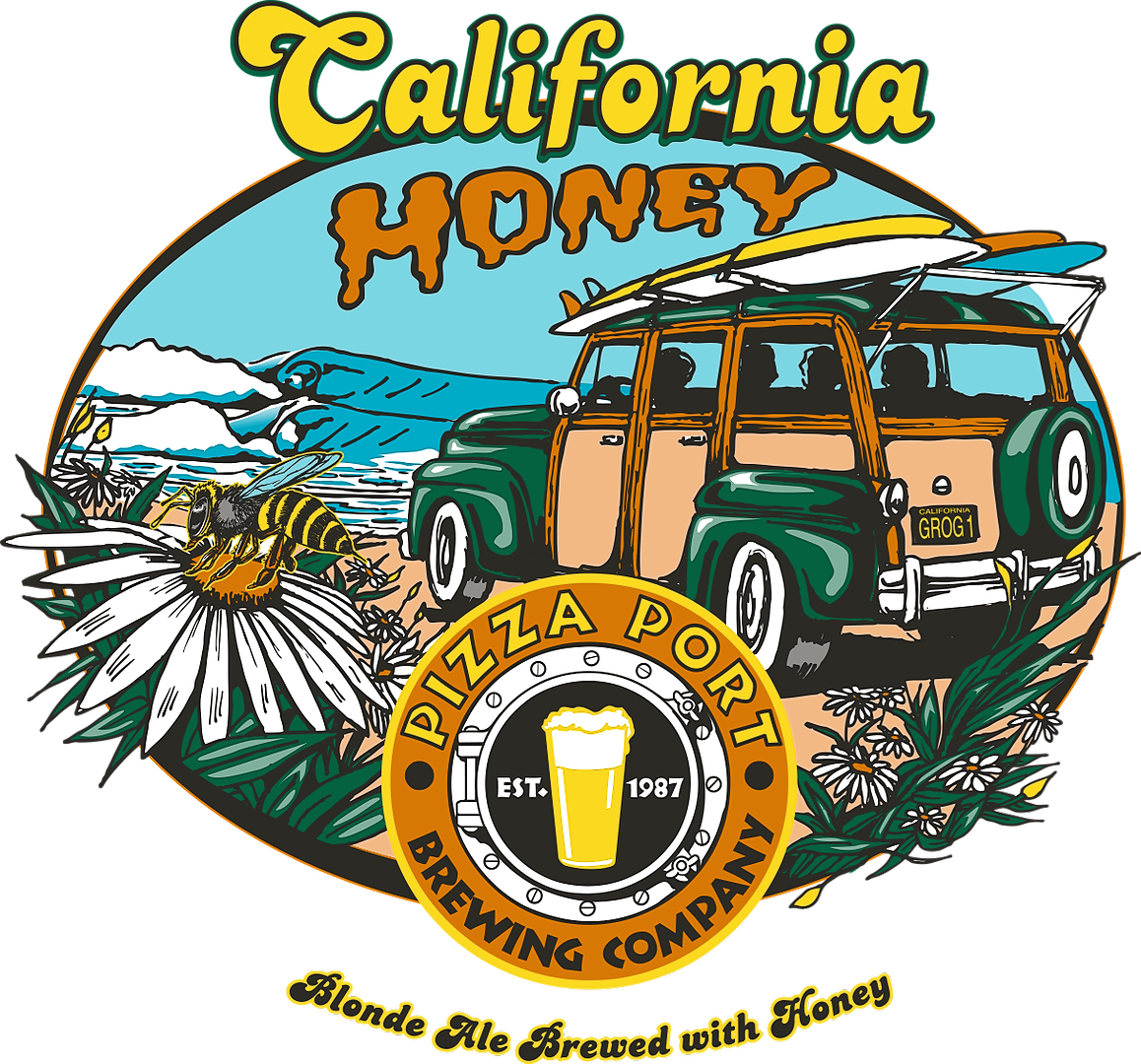California Honey Blonde Ale