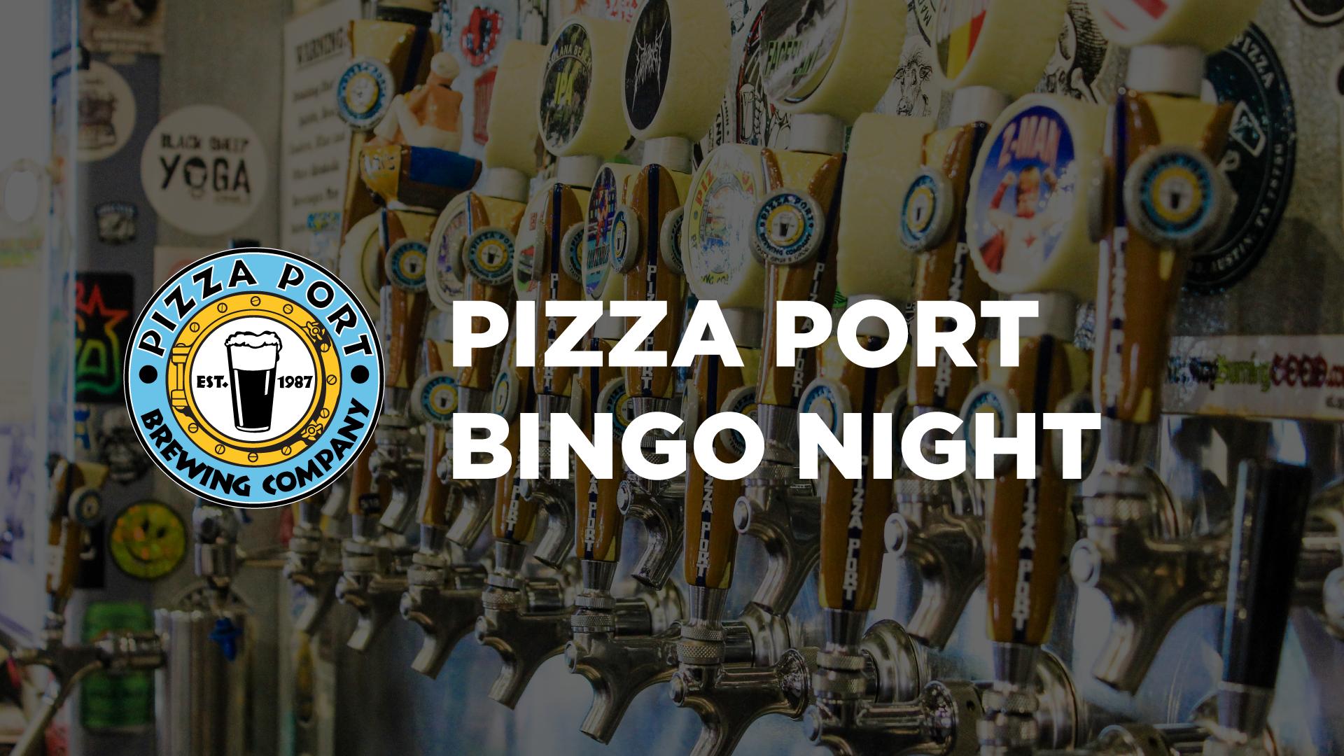 Pizza Port Bingo Night