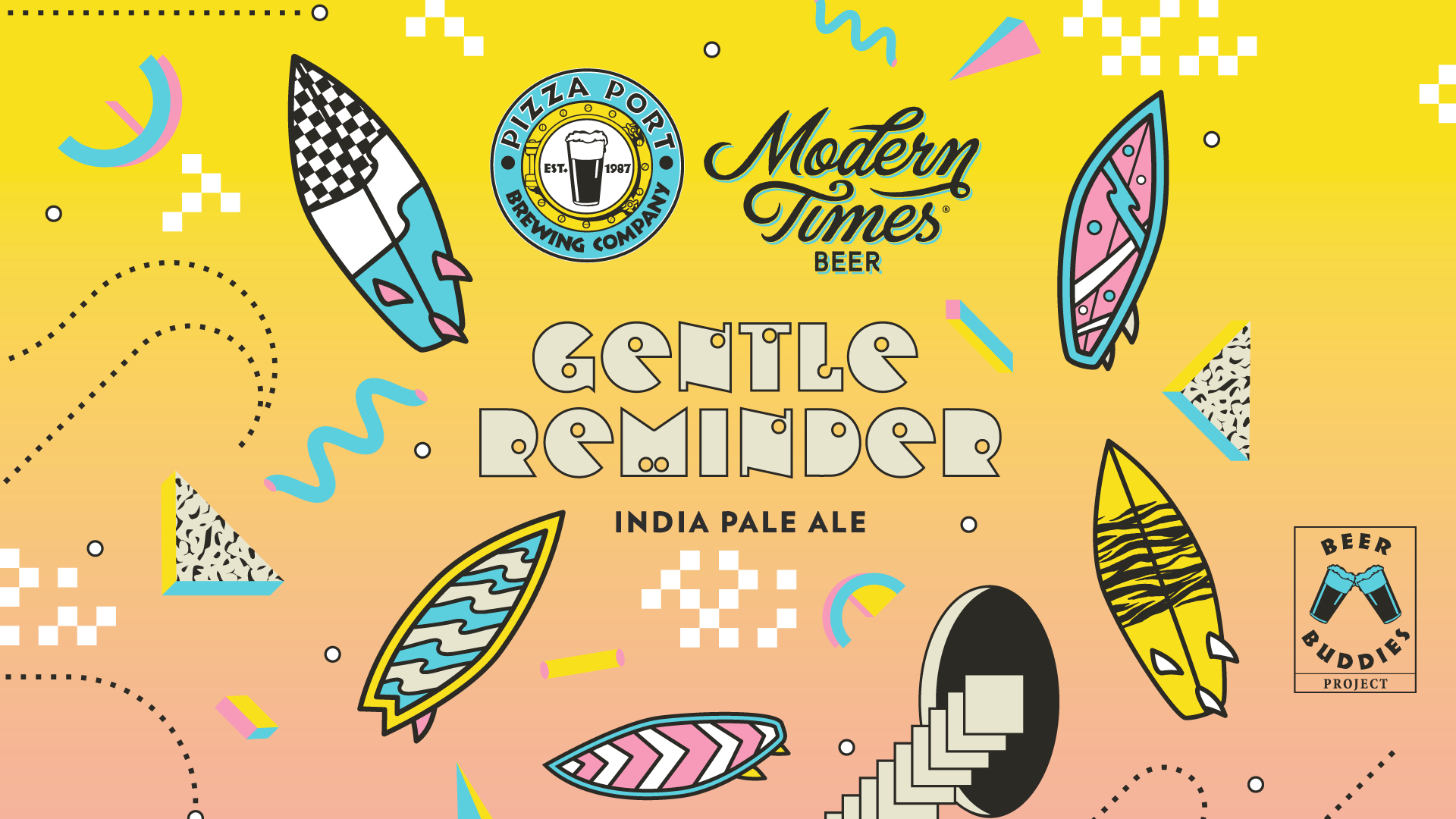 Gentle Reminder Collab Tap Takeover