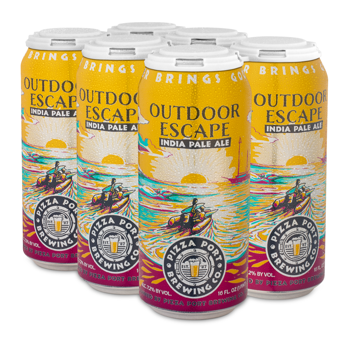 Outdoor Escape Packaging