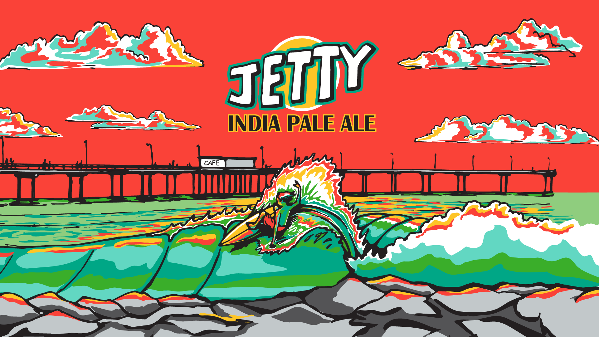 Jetty IPA Release Party