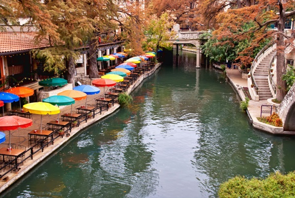 Downtown River Walk